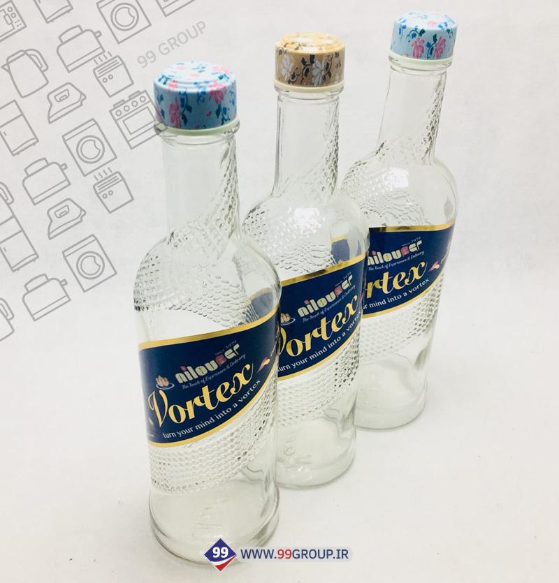بطری آب نیلوفر