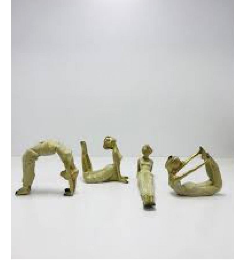 فروش عمده مجسمه یوگا