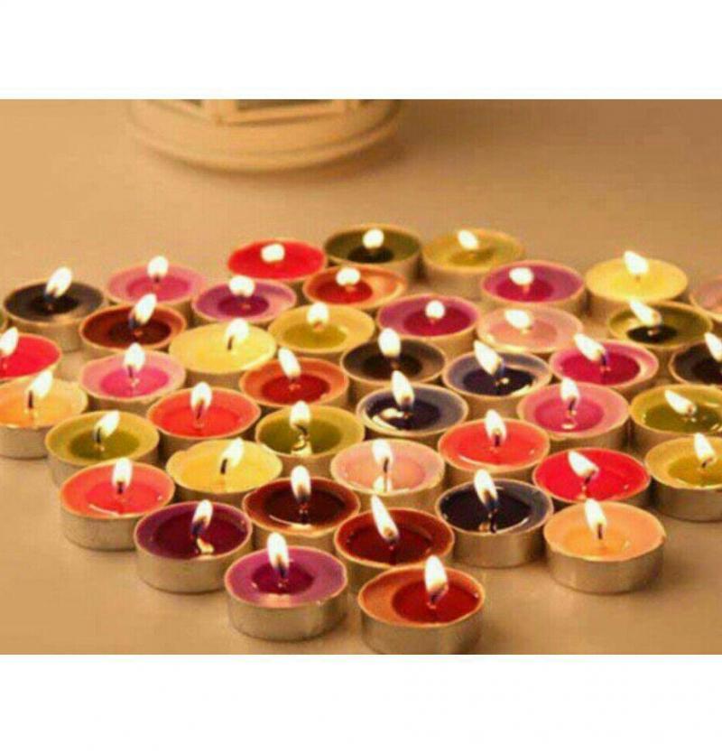 فروش عمده شمع وارمر ١٠٠عددى