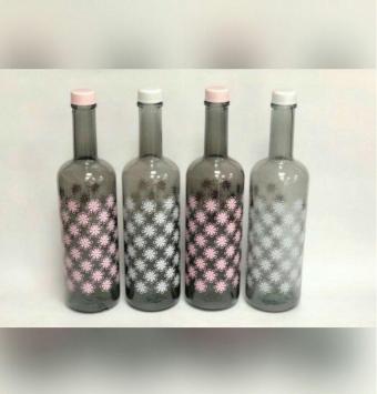 فروش عمده بطری شکوفه دودی
