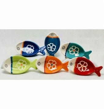 فروش عمده پیاله 6 عددی ماهی