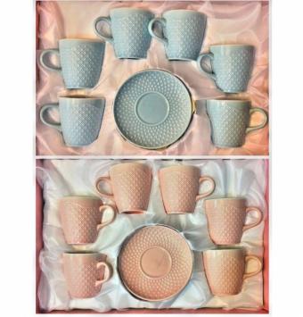 فروش عمده ست فنجان نلبعكي قهوه خوري