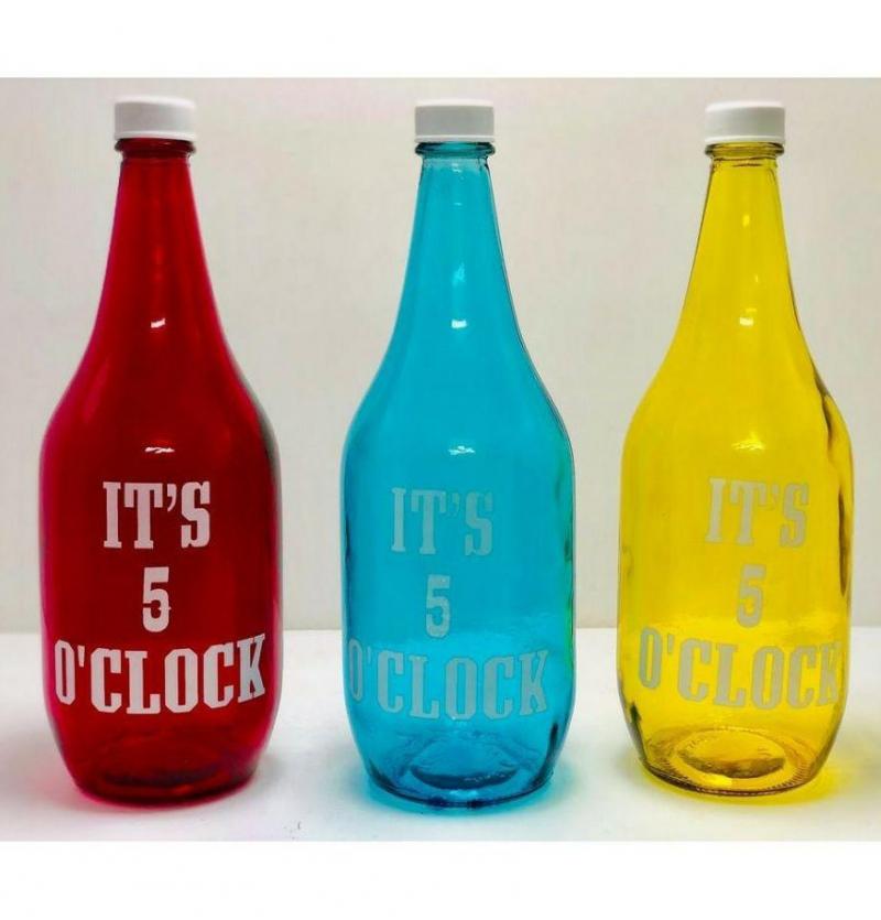 فروش عمده بطری رنگی
