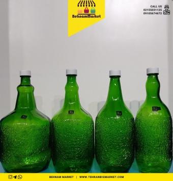 بطری سبز کاراتاچی ۳ لیتری