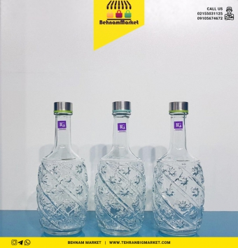 بطری آب خمره ای در استیل