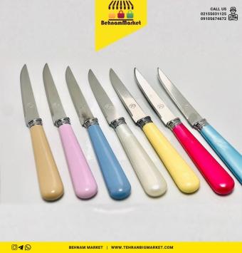 چاقو میوه خوری تک روک