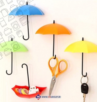 آويز چتر ٣ عددى