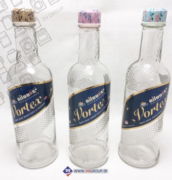 بطری آب شيشه ای کد 949
