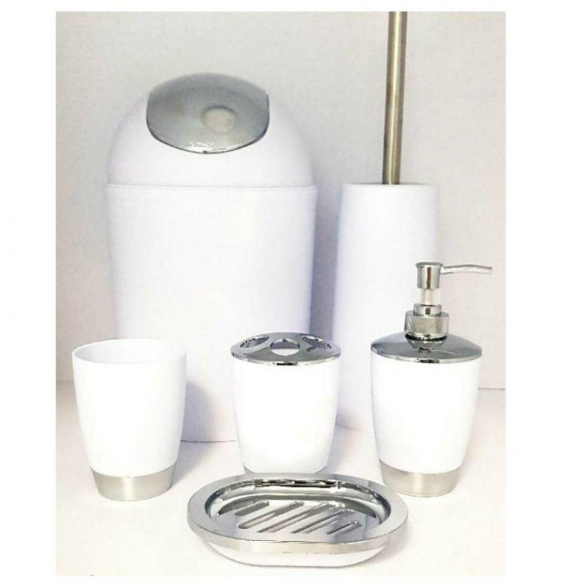 ست سطل و فرچه سرویس بهداشتی